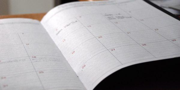 calendario generalizado