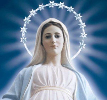 dia de la inmaculada concepcion 8 de diciembre